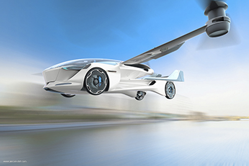Aeromobil > Rinascimento dell'Industria >Dassault Systèmes®