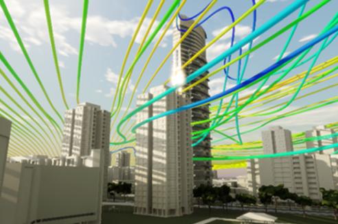 Virtual Singapore > Industrielle Renaissance> Dassault Systèmes®