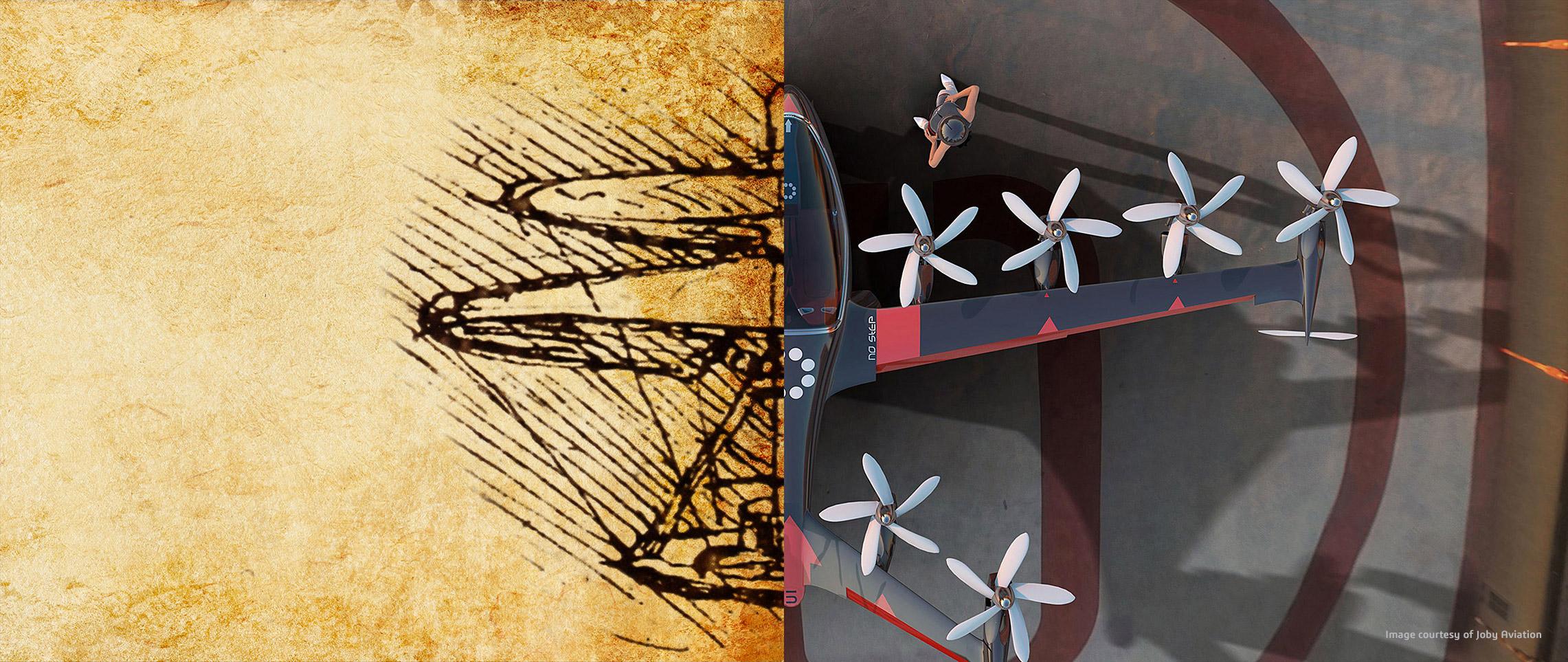 Industrielle Renaissance > joby Aviation > Dassault Systèmes®