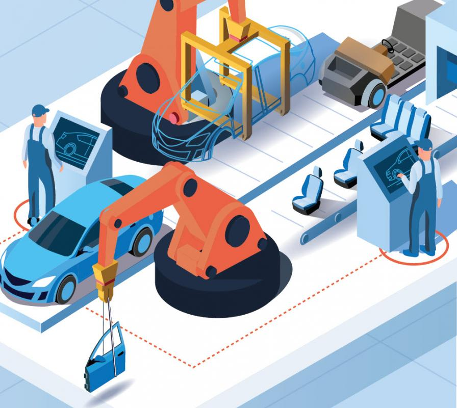 Driving Resilience in Automotive & Transportation