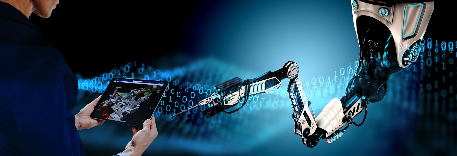 The Future of Robotics in Manufacturing: Automation and Intelligence in Supply Chains > Image > Dassault Systèmes®