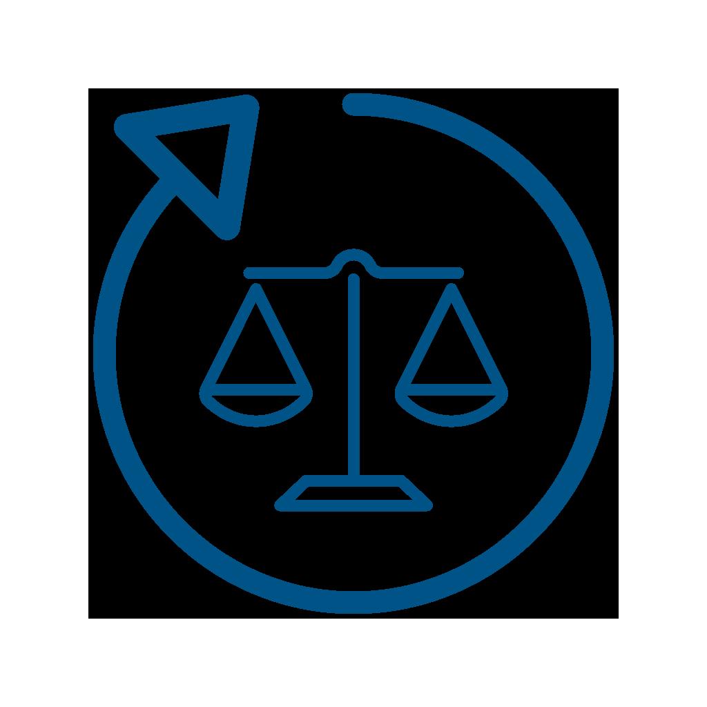 预测和评估任何法规变化对业务的影响。