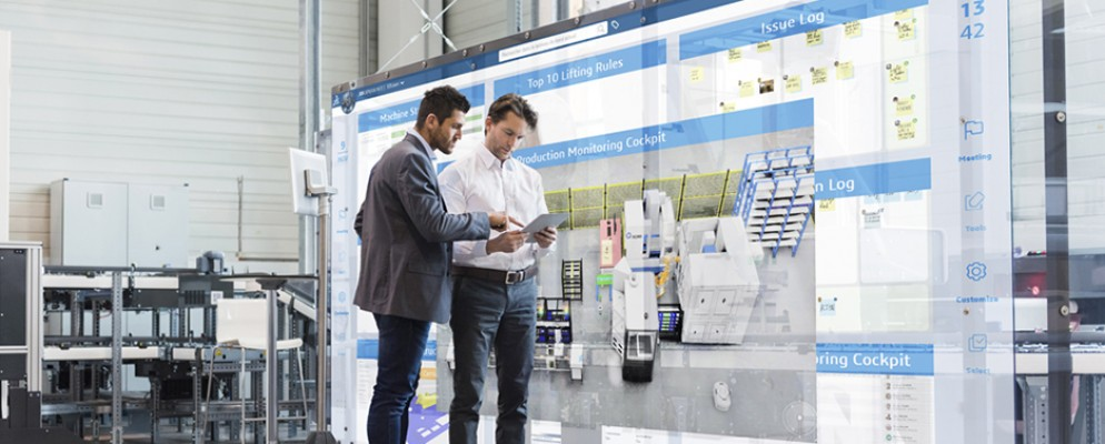 Global Operations Optimization in manufacturing | Dassault Systèmes®