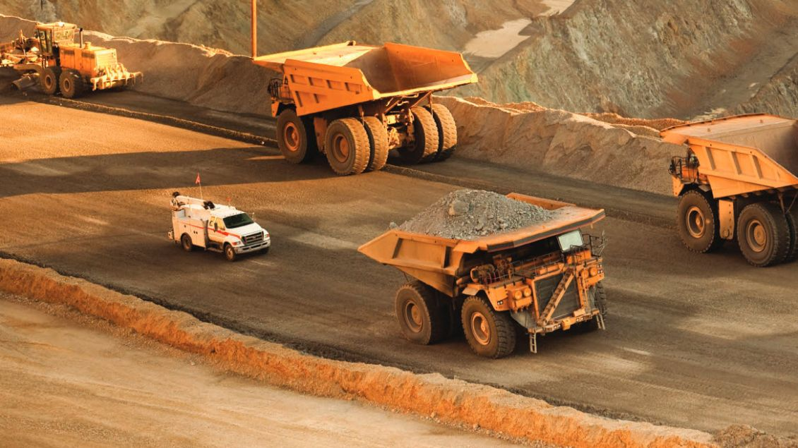 Natural Resources Industry > Mining Leveraging the Industrial Internet > Dassault Systèmes®