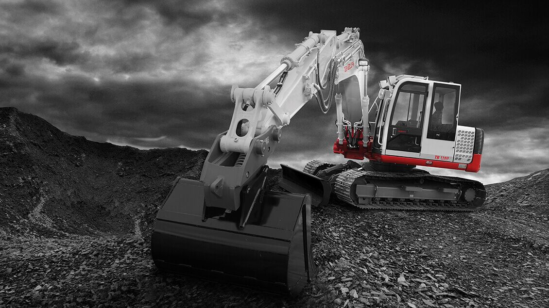Industrial Equipment Industry > Takeuchi > Dassault Systèmes®