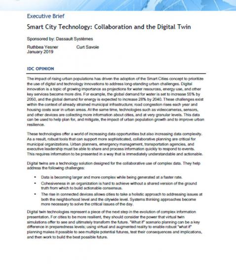 collaboration and the digital twin