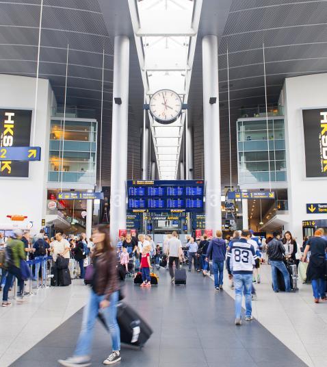 Copenhagen Airport > Aerospace & Defense > Dassault Systèmes®