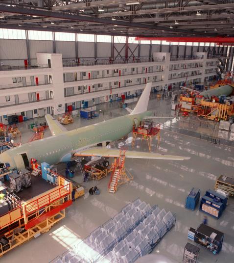 OEM Handoff > Aerospace & Defense > Dassault Systèmes®
