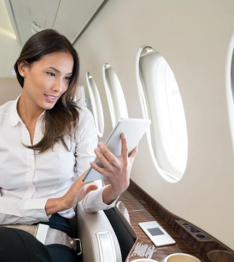 Passenger Experience > Aerospace & Defense > Dassault Systèmes®