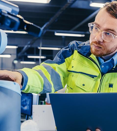 Manufacturing Workforce > Robotics > Dassault Systèmes®