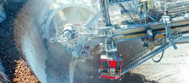 Industria de Energía y materiales > Minería > Dassault Systèmes®