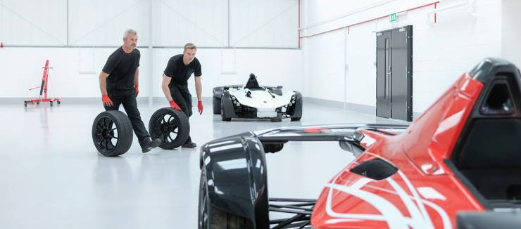 Transportation & Mobility Industry > Racing cars > Dassault Systèmes®