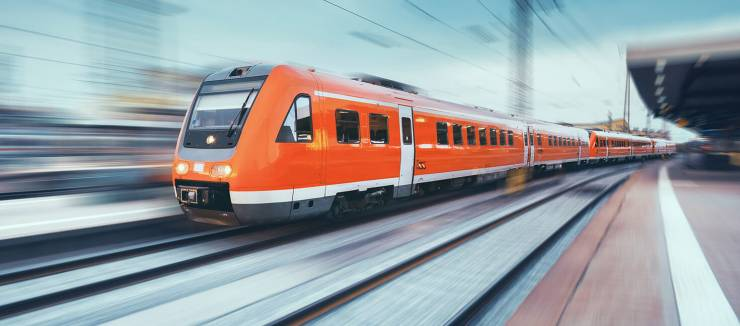 Industrie Transport et Mobilité > Trains > Dassault Systèmes®